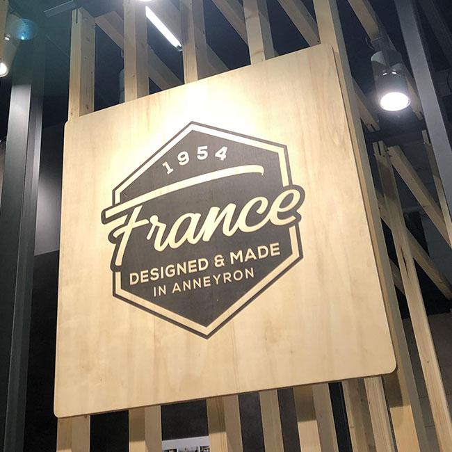 Logotype France