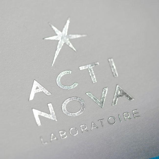 Logotype Actinova