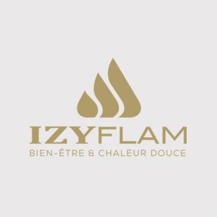 logotype Izyflam