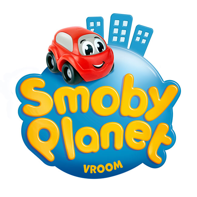Smoby planet vroom