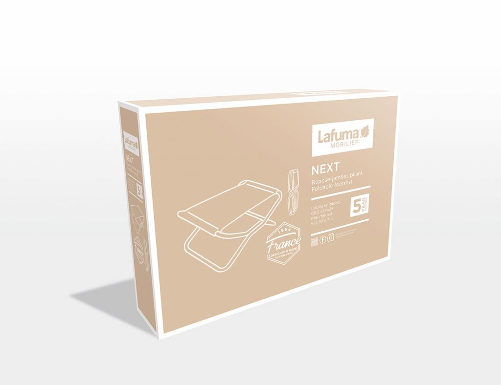 Packaging Lafuma Mobilier